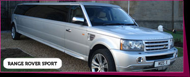 Range Rover Sport Limo